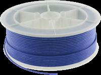Kabel Silikonowy Niebieski RC 24AWG