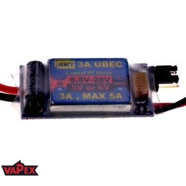 Uniwersalny Regulator Napięcia UBEC 3A (Max 5A)