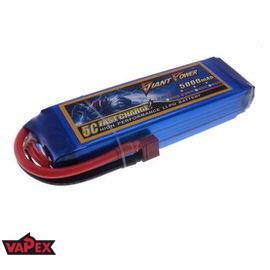 11.1V 5000mAh 35/70C Akumulator RC LiPo Giant Power