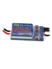 Uniwersalny Regulator Napięcia UBEC 5A (Max 7.5A)