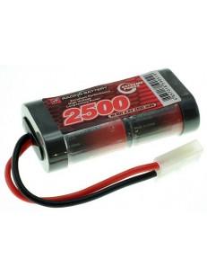 7.2V 2500mAh Pakiet akumulatorów RC NiMH SC (3+3) VapexTech