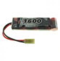 8.4V 1600mAh 2/3A NiMH Airsoft Mini Battery Pack VapexTech