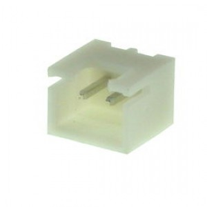 Wtyk Złącze 2 Pinowe JST-XH Żeńskie (do akumulatorów 3.7V LiPO oraz 3.3V LiFE)