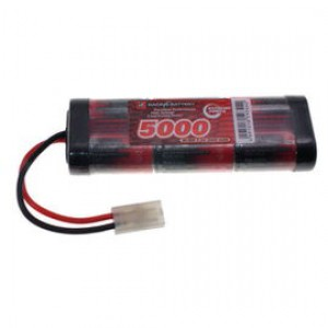 7.2V 5000mAh Pakiet akumulatorów RC NiMH SC (3+3) VapexTech