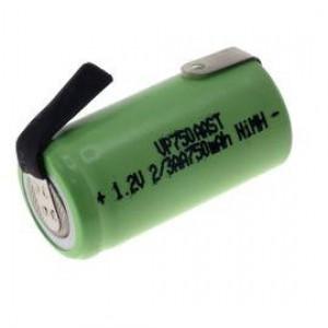 Akumulator Ogniwo 1.2V 750mAh Ni-Mh 2/3AA - Blaszki