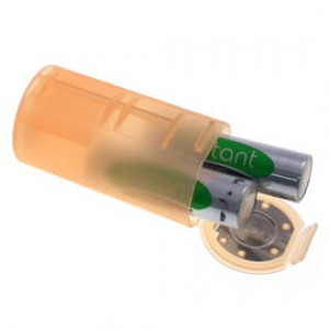 2 szt. Adapter Konwerter Baterii 2x AA (R6) do D (R20, LR20)