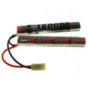 9.6V 1600mAh Pakiet akumulatorów Airsoft NiMH 2/3A (Nunchaku) VapexTech