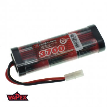 7.2V 3700mAh Pakiet akumulatorów RC NiMH SC (3+3) VapexTech