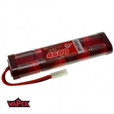 9.6V 4600mAh Pakiet akumulatorów RC NiMH SC (4+4) VapexTech