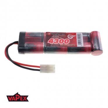 8.4V 4300mAh Pakiet akumulatorów RC NiMH SC (3+3+1) VapexTech