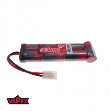 8.4V 3300mAh Pakiet akumulatorów RC NiMH SC (3+3+1) VapexTech
