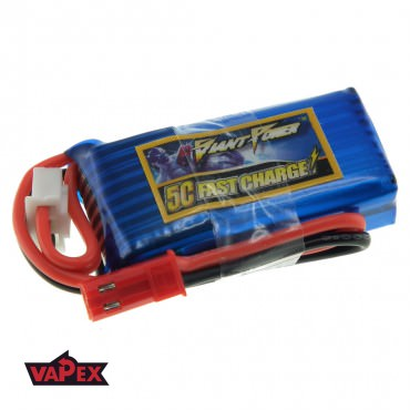 7.4V 250mAh 20/40C Akumulator RC LiPO Giant Power