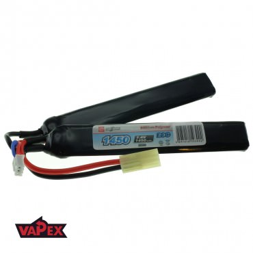 7.4V 1450mAh 20/40C Akumulator Airsoft LiPo (Cranestock) VapexTech