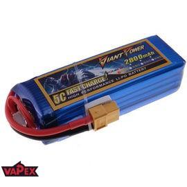 11.1V 2800mAh 25/50C Akumulator RC LiPo Giant Power