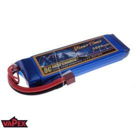 7.4V 5000mAh 35/70C Akumulator RC LiPo Giant Power