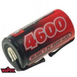 Akumulator Ogniwo 1.2V 4600mAh Ni-Mh SubC (SC) - Blaszki