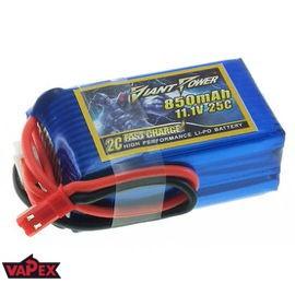 11.1V 850mAh 25/50C Akumulator RC LiPO Giant Power