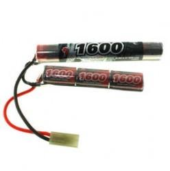 8.4V 1600mAh Pakiet akumulatorów Airsoft NiMH 2/3A (Nunchaku) VapexTech