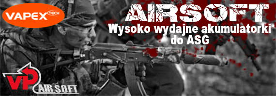 Wysoko Wydajne Akumulatorki do Airsoft Guns